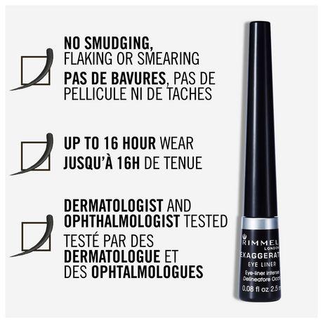 ab8954de882 Rimmel London Exaggerate Felt Tip Eyeliner - image 4 of 4 ...