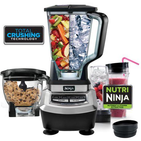 Ninja Mega Kitchen System Walmart Canada