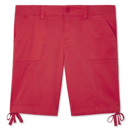 George Women's Rib Waist Bermuda Shorts - image 6 of 6