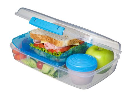 Sistema To Go Bento Lunch Box Food Storage Container - image 1 of 6