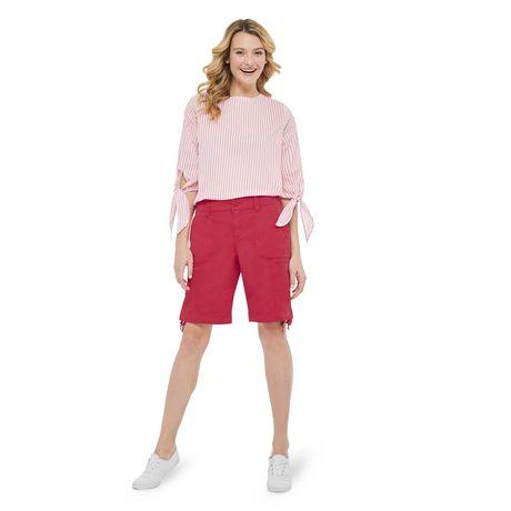 George Women's Rib Waist Bermuda Shorts - image 5 of 6