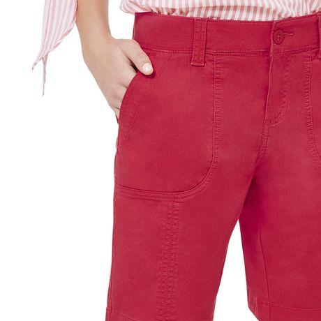 George Women's Rib Waist Bermuda Shorts - image 4 of 6