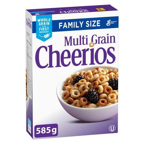 Cheerios™ Multi-Grain Cereal Family Size - image 1 of 9