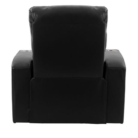 CorLiving Tucson Leather Gel Home Theather Single Power Recliner - image 5 of 9