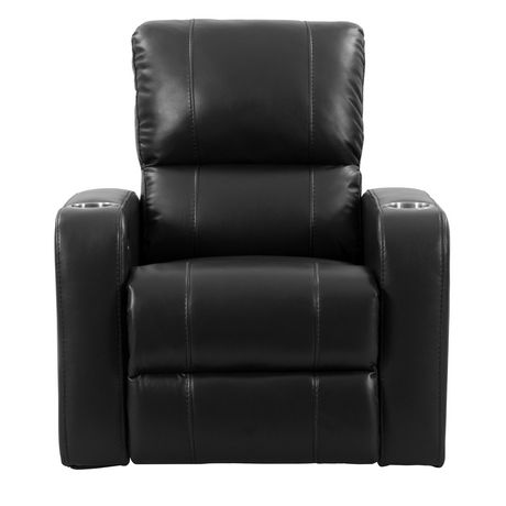 CorLiving Tucson Leather Gel Home Theather Single Power Recliner - image 1 of 9