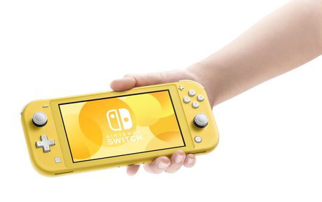 Nintendo Switch™ Lite - Yellow (Nintendo Switch) - image 3 of 6
