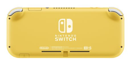 Nintendo Switch™ Lite - Yellow (Nintendo Switch) - image 4 of 6