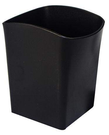 Storex pot à crayons en plastique recyclé, lot de 6 - image 1 de 2