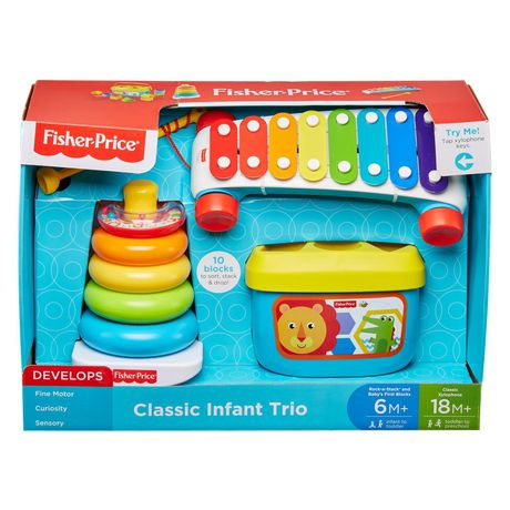 Fisher-Price Classic Infant Trio - image 6 of 6