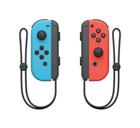Nintendo Switch with Neon Blue and Neon Red Joy‑Con (Nintendo Switch) - image 6 of 7