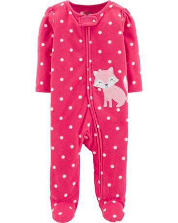 4eabd46e2f8c8 Tenue avec pyjama-grenouillère pour bebe fille Child of Mine made by  Carter s – renard ...