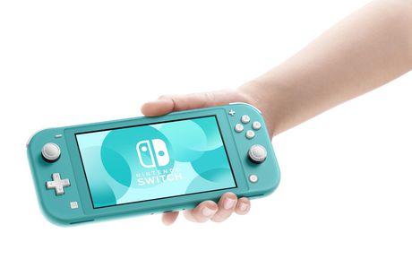 Nintendo Switch™ Lite - Turquoise (Nintendo Switch) - image 3 of 7