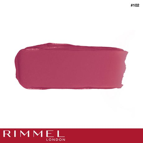 Rimmel London Lasting Finish by Kate Matte Collection Lipstick - image 4 of 4