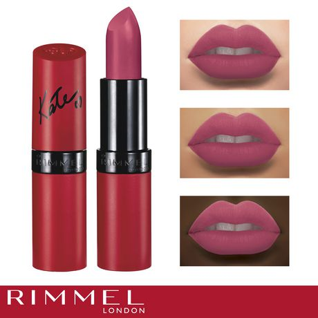 Rimmel London Lasting Finish by Kate Matte Collection Lipstick - image 3 of 4
