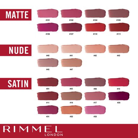 Rimmel London Lasting Finish Kate Moss Nude Collection Lipstick - image 7 of 8