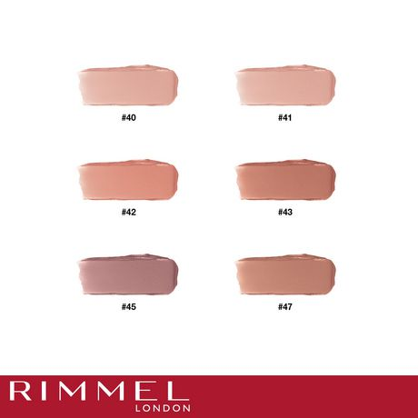 Rimmel London Lasting Finish Kate Moss Nude Collection Lipstick - image 6 of 8