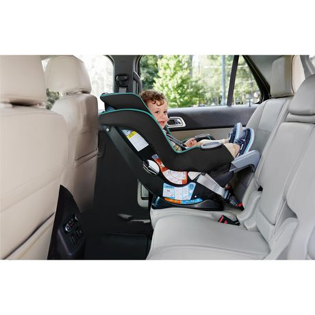 Graco Extend2Fit Convertible Car Seat - image 6 of 8