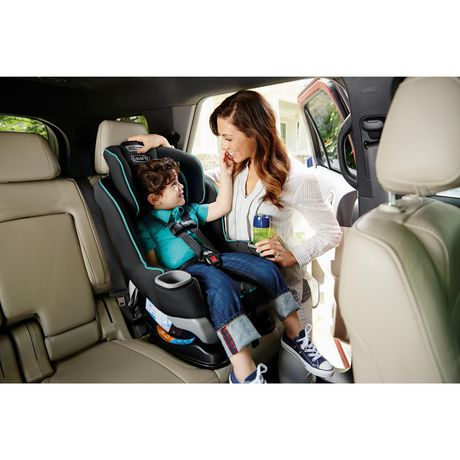Graco Extend2Fit Convertible Car Seat - image 8 of 8