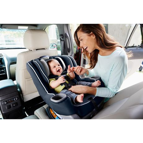 Graco Extend2Fit Convertible Car Seat, Campaign - image 3 of 9