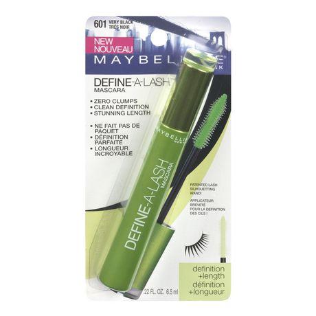 Maybelline New York Define A Lash Mascara - image 1 of 1
