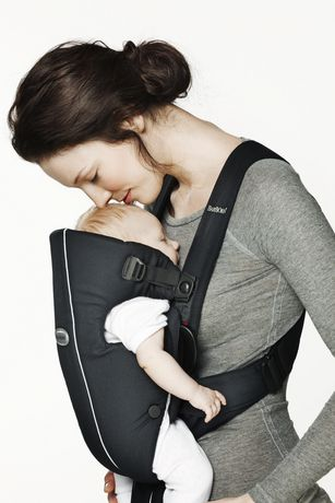 BabyBjörn Original Cotton Baby Carrier - image 4 of 6