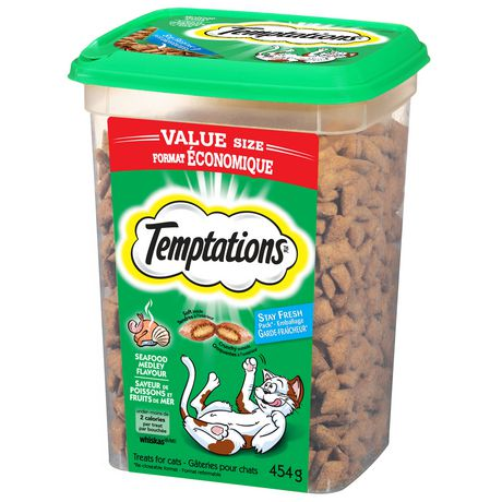 TEMPTATIONS Seafood Medley 454g Tub - image 3 of 6