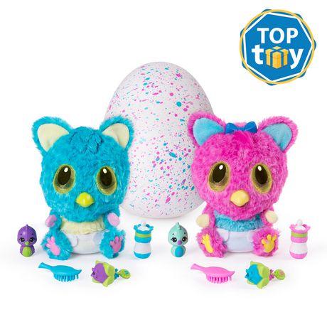 Hatchimals HatchiBabies Cheetree Hatching Egg Toy