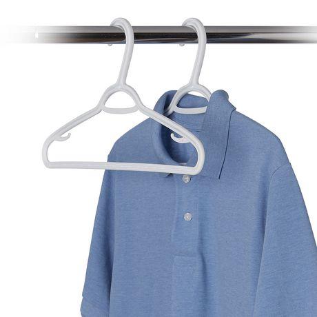 neatfreak! 10 Pack Plastic Clothes Hanger - image 2 of 5