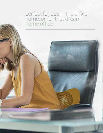 Oreiller de massage Shiatsu avec chaleur de Sharper Image - image 7 de 9
