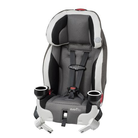 Evenflo Car Seats At Walmart >> Evenflo Secure Kid DLX Harness 2 in 1 Booster Car Seat - Grayson | Walmart Canada