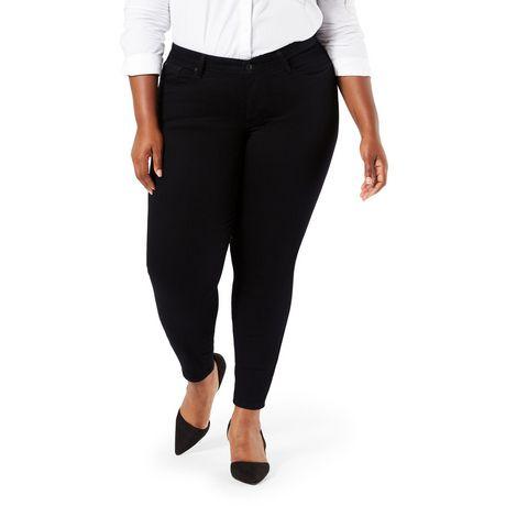 6c865b7362556 Signature by Levi Strauss   Co. Women s Plus Modern Skinny Jeans ...