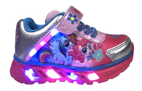 34bca4ff7a My Little Pony Lighted Toddler Girls' Athletic Shoes | Walmart Canada