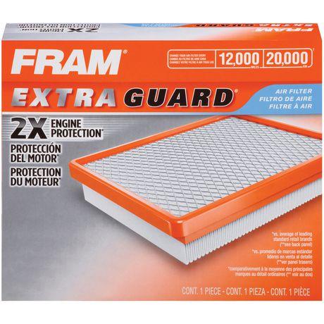 Filtre à air FCA10677 Extra GuardMD de FRAM(MD) - image 1 de 1