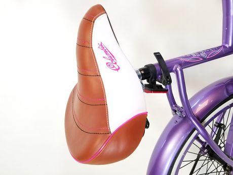"Columbia Sterling 20"" Girl's Steel Cruiser Bike - image 4 of 6"