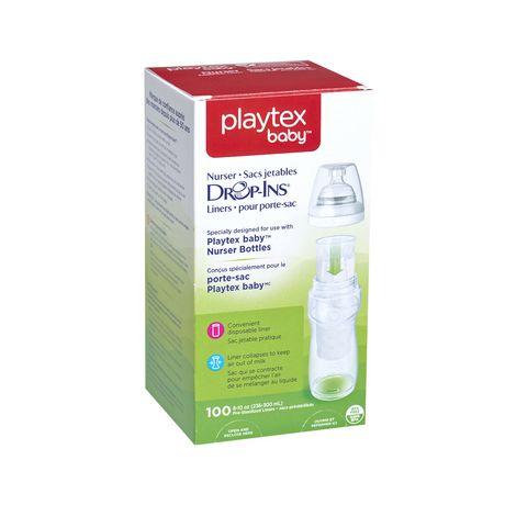 Playtex Baby™ DROP-INS™ Nurser Bottles Liners - image 2 of 8