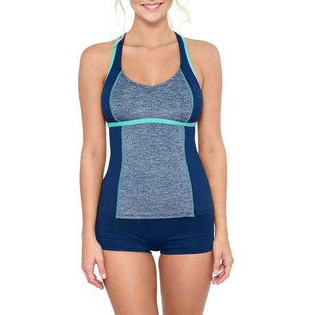 Athletic Works Tankini Swim Top Walmart Canada