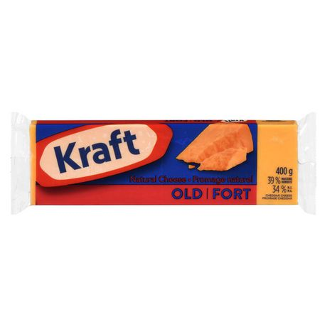 Kraft Old Ched Coloured 400G - image 1 of 1