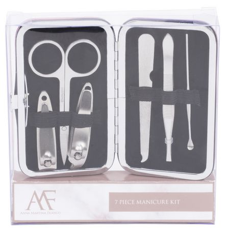 AMF Stainless Steel Manicure Set - image 1 of 4