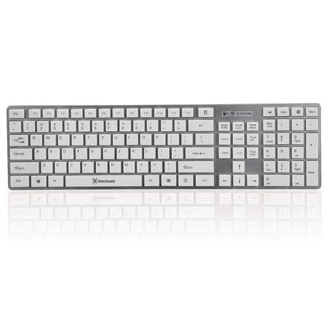 blackweb Full-Size Wireless Keyboard | Walmart Canada