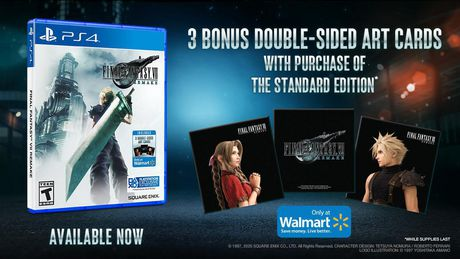 Final Fantasy VII Remake Standard Edition (PS4). - image 2 of 9