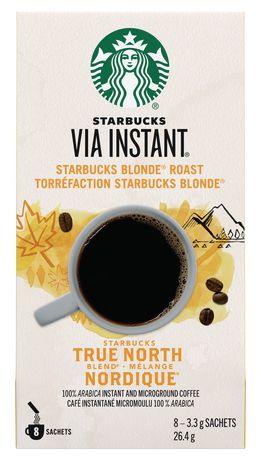 Starbucks VIA True North Instant Coffee - image 1 of 3