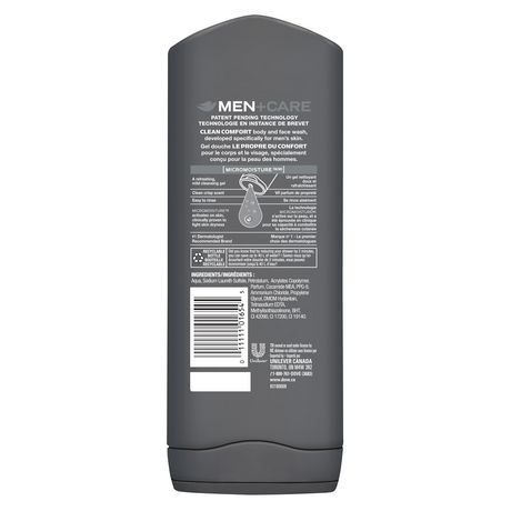 Dove Men Care Clean Comfort Body + Face Wash - image 3 of 6