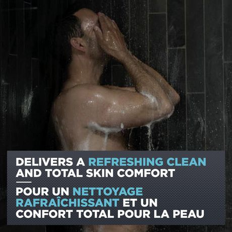 Dove Men Care Clean Comfort Body + Face Wash - image 4 of 6