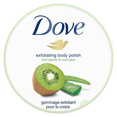 Dove  Kiwi Seeds & Aloe Exfoliating Body Polish 298g - image 7 of 7