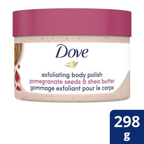 Dove Pomegranate Seeds & Shea Butter Exfoliating Body Polish - image 2 of 7