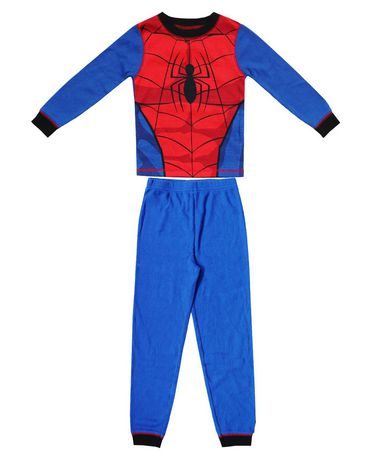 031379963f6a Marvel Spiderman Two Piece Thermal Underwear Set for Boys - image 3 of 3 ...