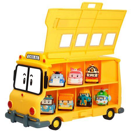 Robocar Poli -  Mallette de transport Totobus - image 2 de 4