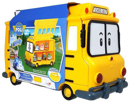 Robocar Poli -  Mallette de transport Totobus - image 3 de 4