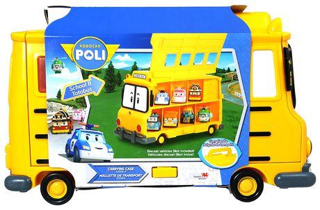 Robocar Poli -  Mallette de transport Totobus - image 4 de 4