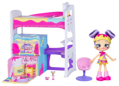 Shopkins -Lil' Secrets Series 1 - Rainbow Kate's Bedroom Hideaway - image 1 of 6